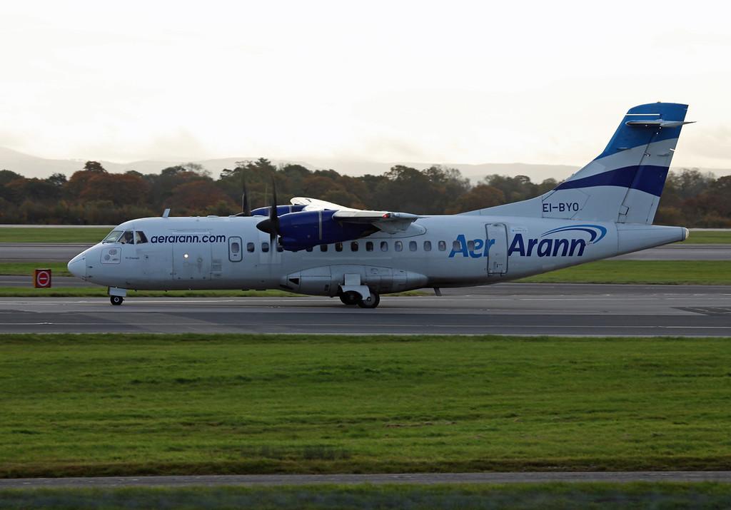 EI-BYO ATR 42-300 (MAN) Aer Arran 3