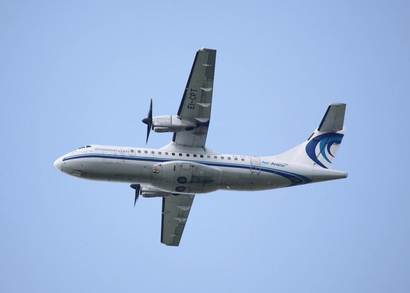 EI-CPT Aerospatiale ATR42-300 (MAN) Aer Arran
