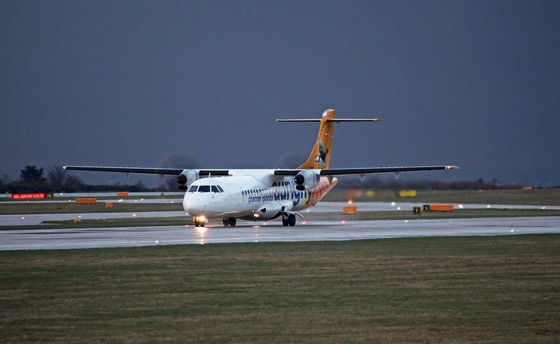 G-COBO ATR 72-212 A (MAN) AURIGNY (Channel Islands)