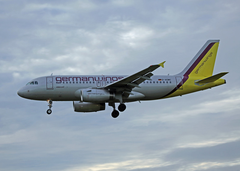 D-AGWC A319-100 (MAN) Germanwings