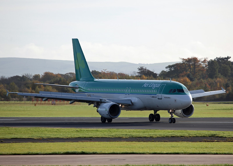 EI-EDS A320-214 (MAN) Aer Lingus
