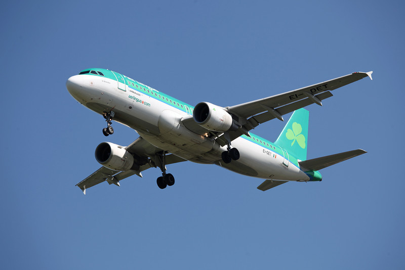 EI-DET A320-214 (MAN) Aer Lingus