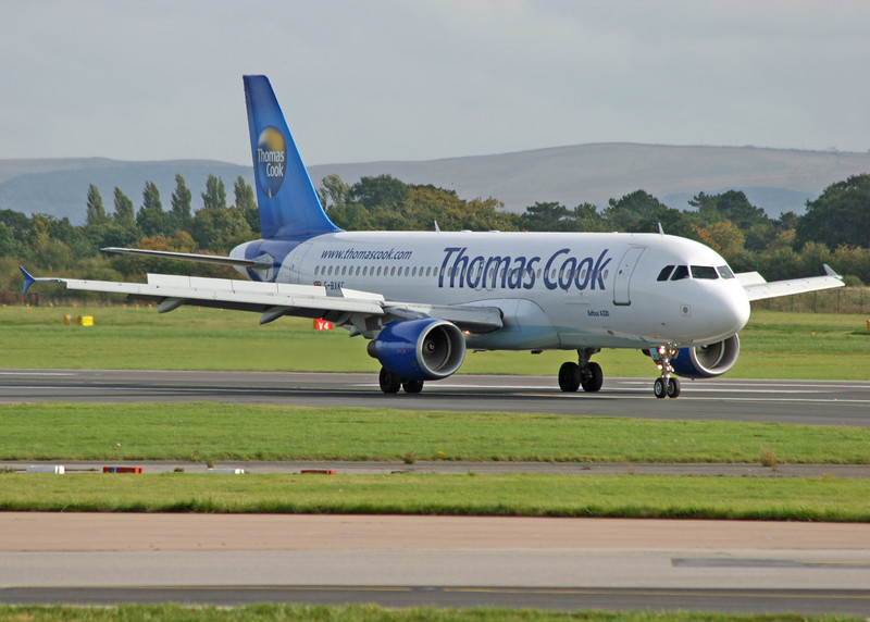 G-BXKC Airbus A320-214 (MAN) Thomas Cook Airlines 2