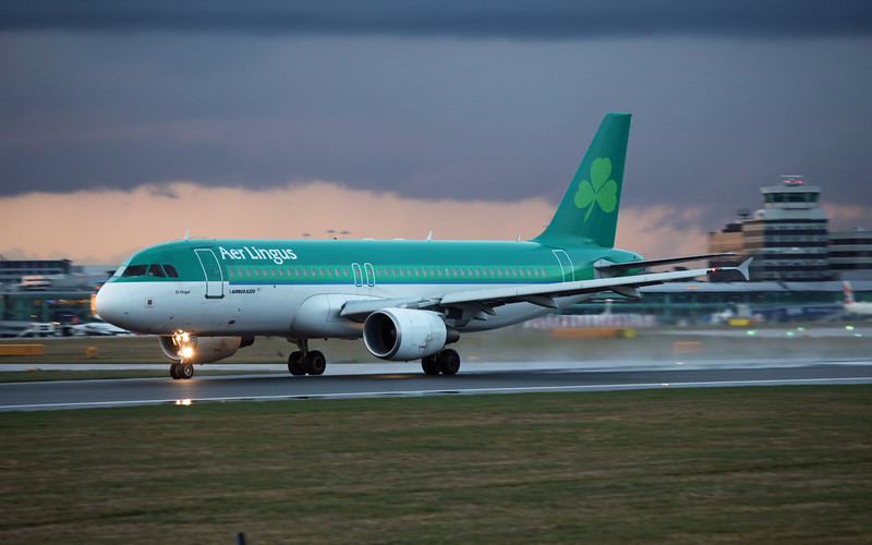 EI-DEC A320-214 (MAN) Aer Lingus (2)