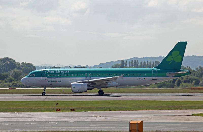 EI-DES A320-214 (MAN) Aer Lingus