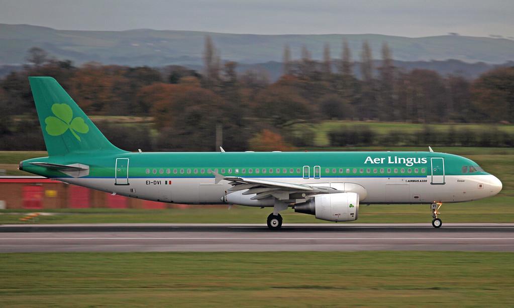 EI-DVI A320-214 (MAN) Aer Lingus