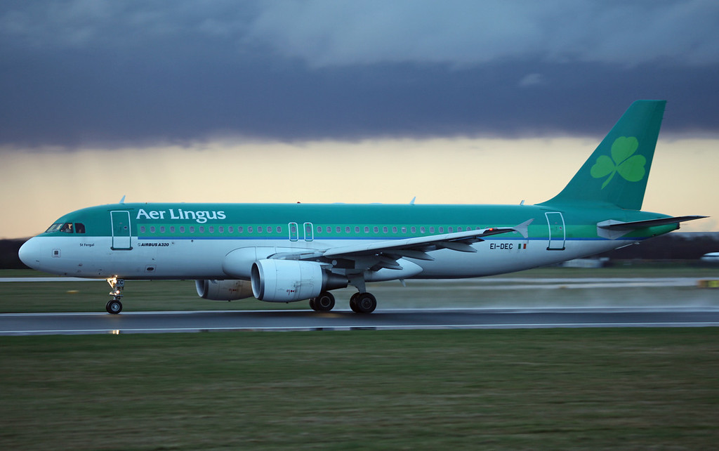 EI-DEC A320-214 (MAN) Aer Lingus (4)