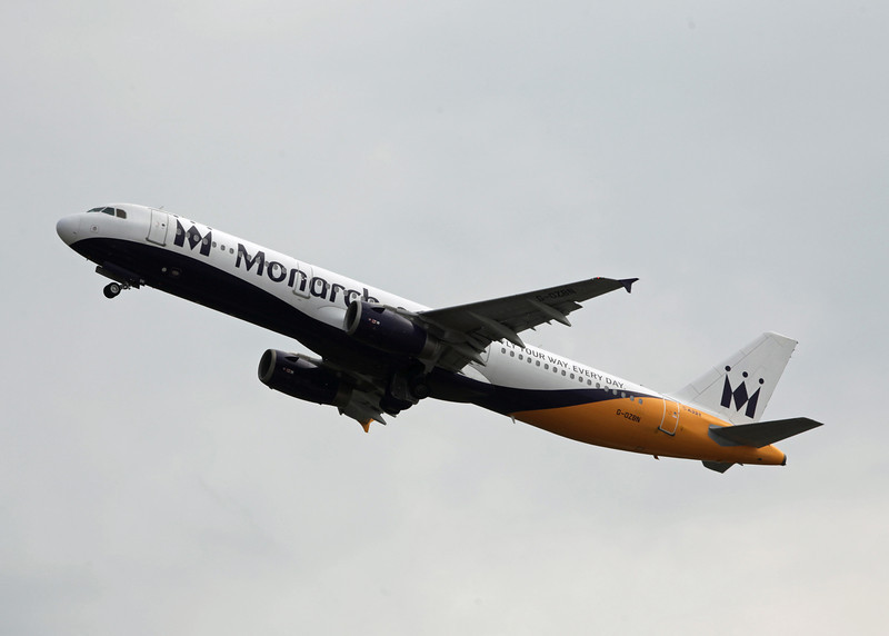 G-OZBN Airbus A321-231 (MAN) Monarch Airlines [1]
