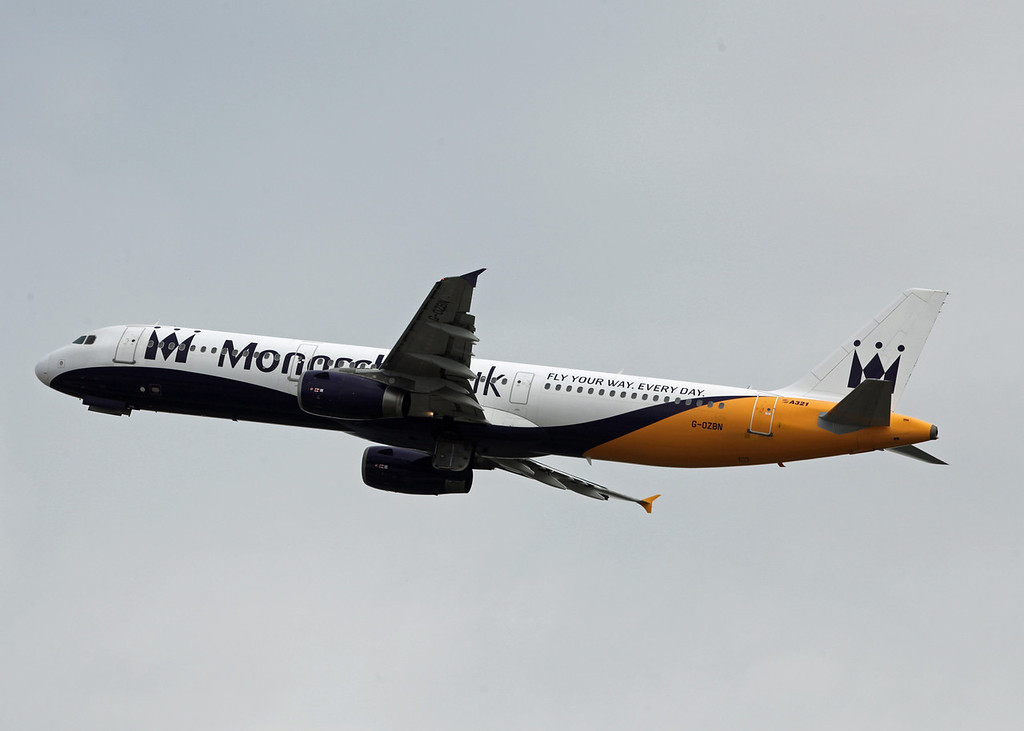 G-OZBN Airbus A321-231 (MAN) Monarch Airlines [2]