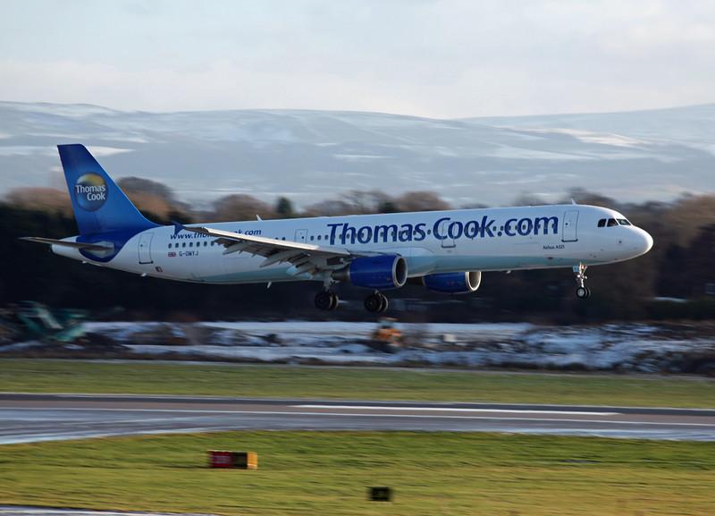 G-OMYJ A321-211 (MAN) Thomson