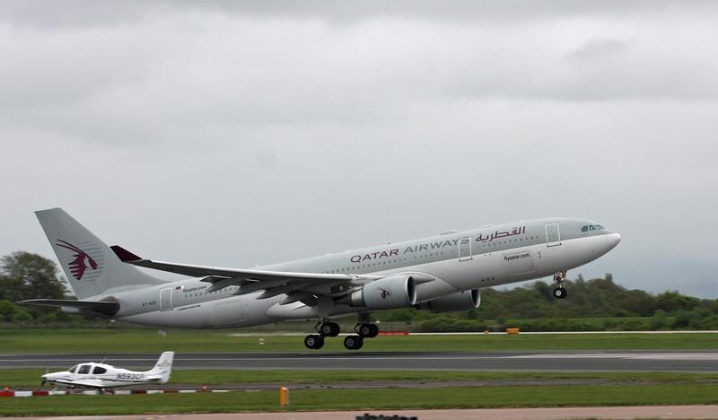 A7-ACD A330-200 (MAN) Qatar Airways