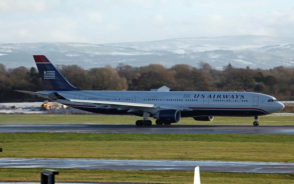N274AY A330-323X (MAN) US Airways (2)