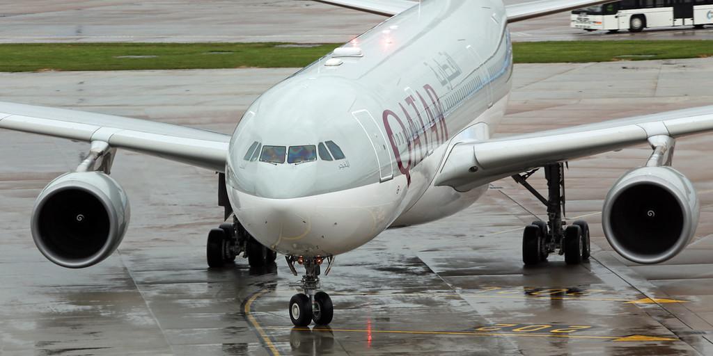 A7-ACH Airbus A330-200 (MAN) Qatar Airways [3]