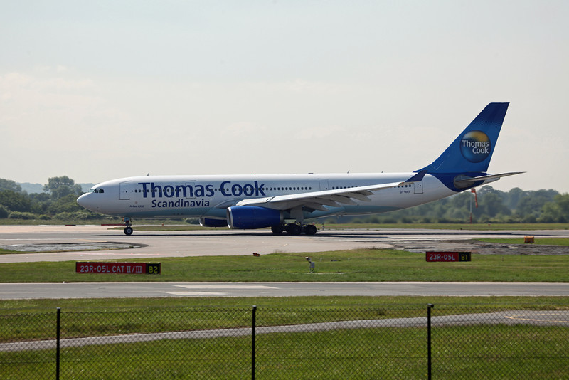OY-VKF A330-200 (MAN) Thomas Cook [Scandinavia]