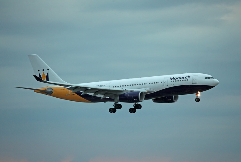 G-SMAN A330-200 (MAN) Monarch (2)