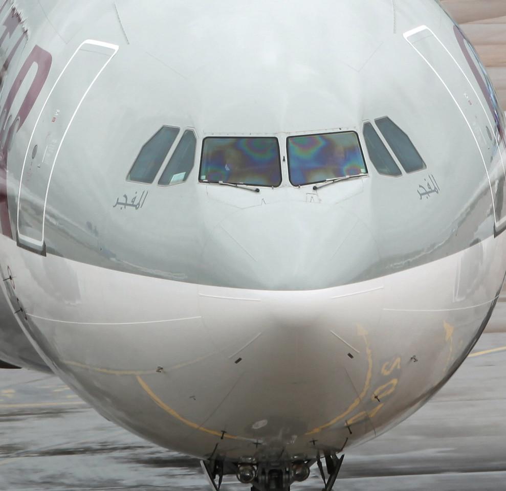 A7-ACH Airbus A330-200 (MAN) Qatar Airways [2]