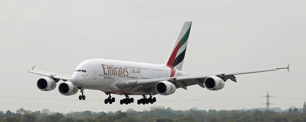A6-EDE Airbus A380-800 (MAN) Emirates [1]