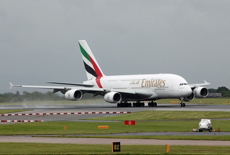 A6-EDP Airbus A380-800 (MAN) Emirates [3]