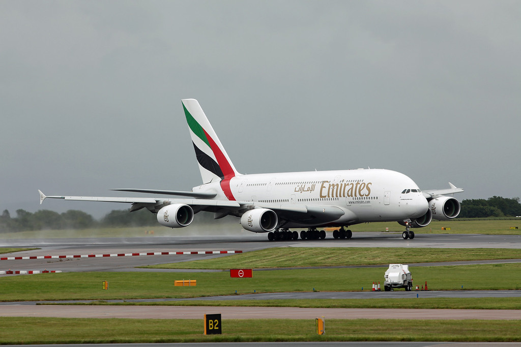 A6-EDP Airbus A380-800 (MAN) Emirates [2]