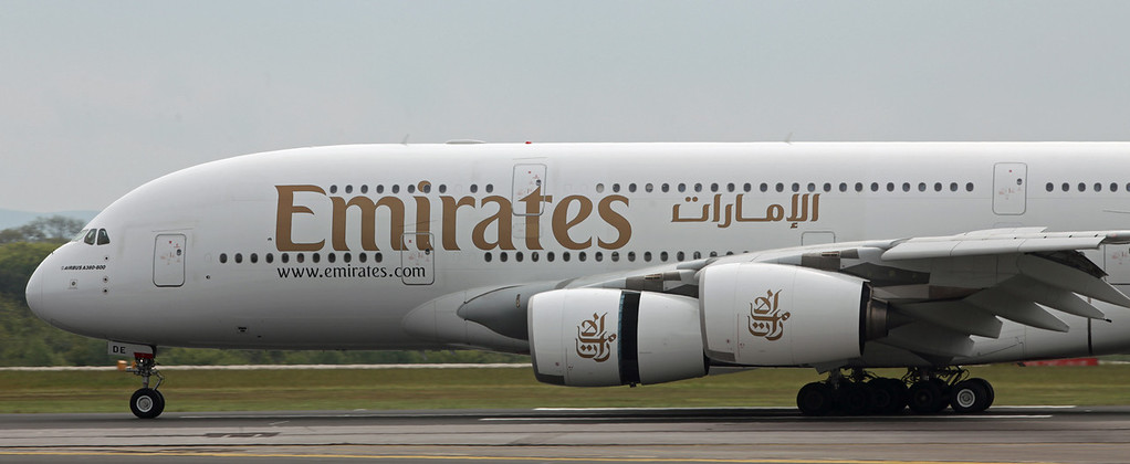 A6-EDE Airbus A380-800 (MAN) Emirates [5]