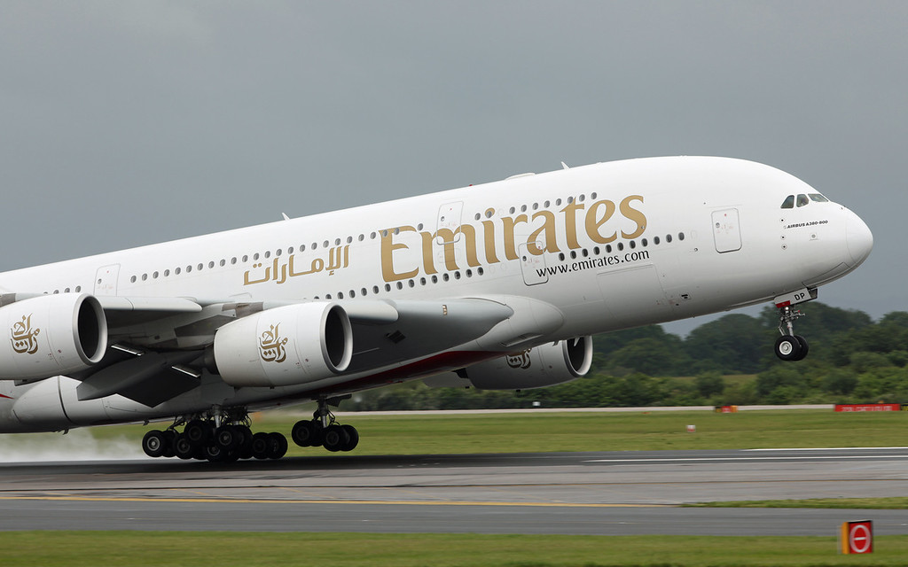 A6-EDP Airbus A380-800 (MAN) Emirates [1]