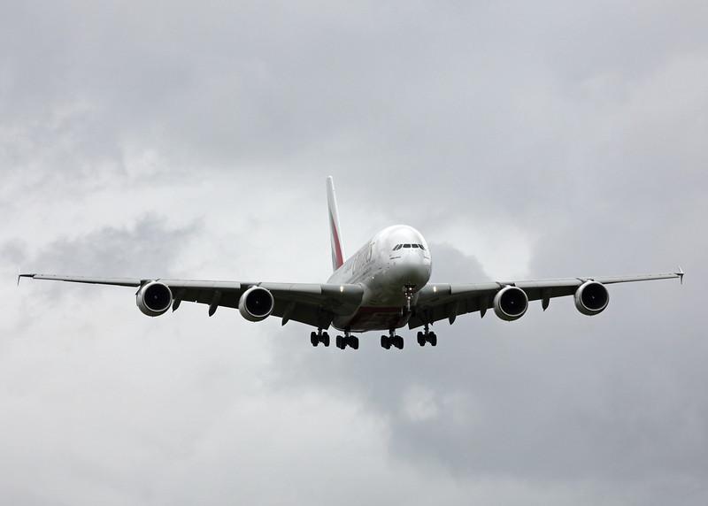 A6-EDP Airbus A380-800 (MAN) Emirates [6]