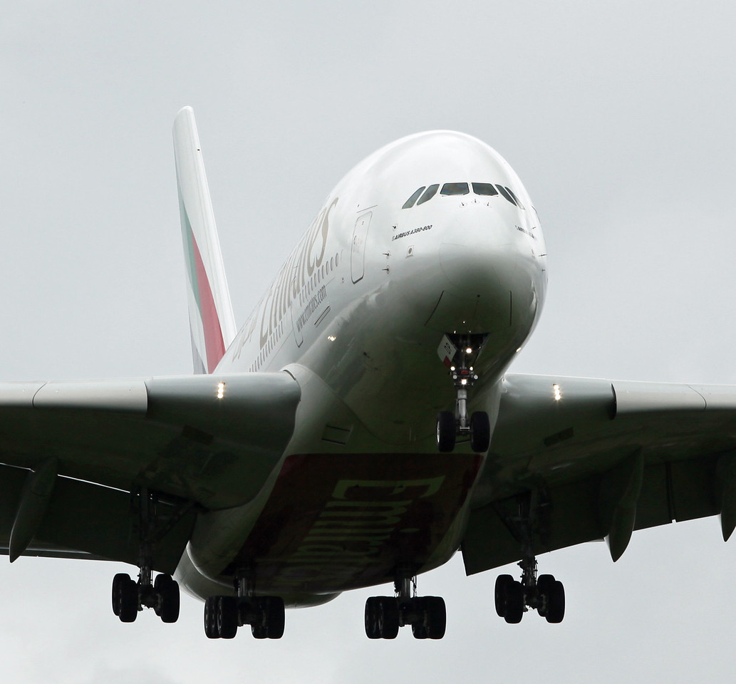 A6-EDP Airbus A380-800 (MAN) Emirates [5]