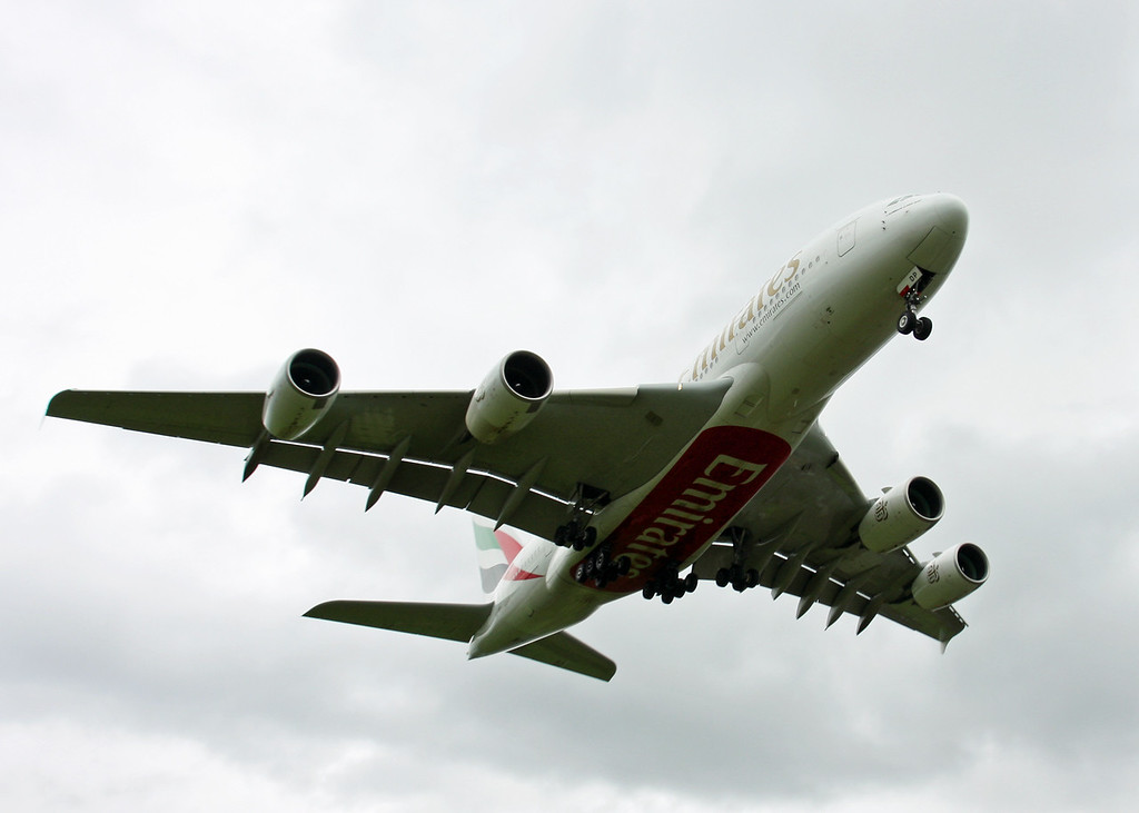 A6-EDP Airbus A380-800 (MAN) Emirates [8]