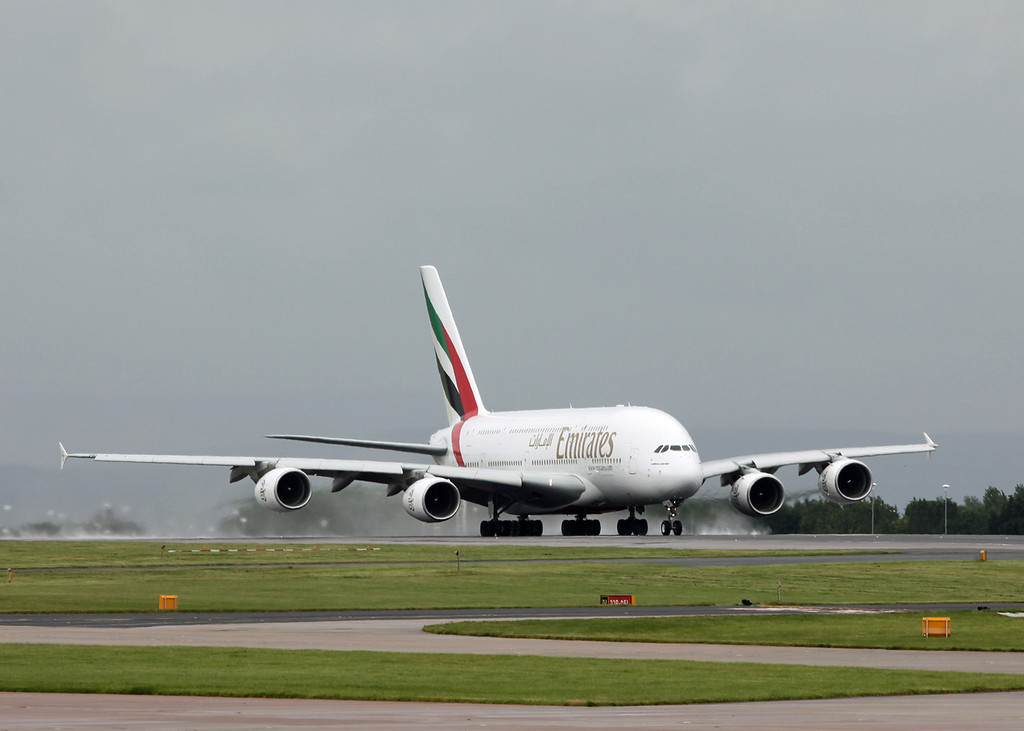 A6-EDP Airbus A380-800 (MAN) Emirates [4]
