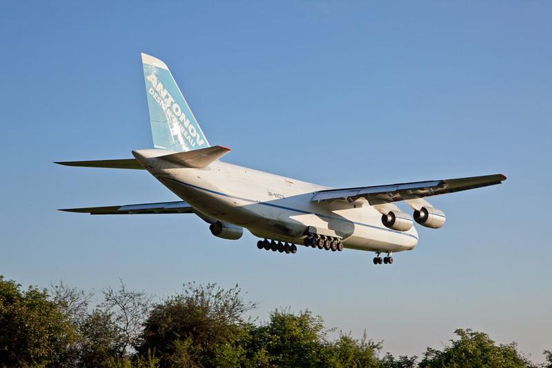 UR-82072 - Antonov AN124-100-150 (Manchester Airport) Antonov Design Bureau [3]