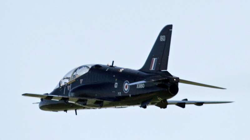 XX160 BAE Systems Hawk T1 (RNAS Culdrose) Royal Navy