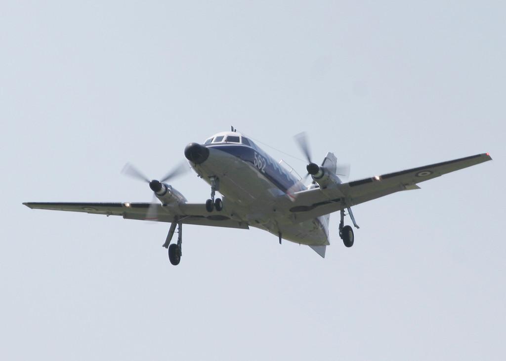 XX488 BAE Systems Jetstream T2 CU-562 (RNAS Culdrose) Royal Navy