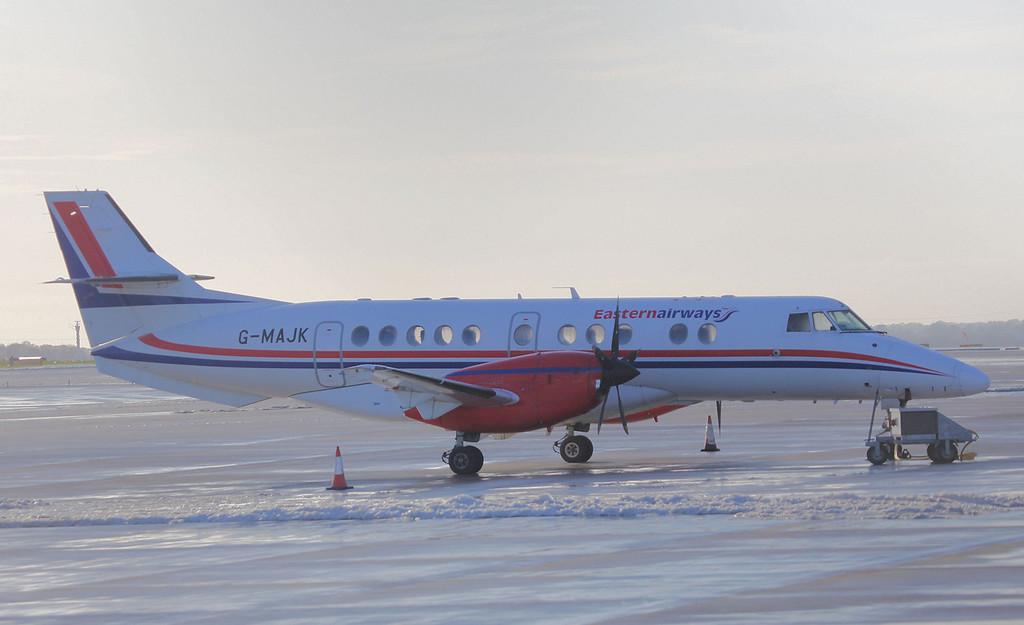G-MAJX BAe Jetstream 4100