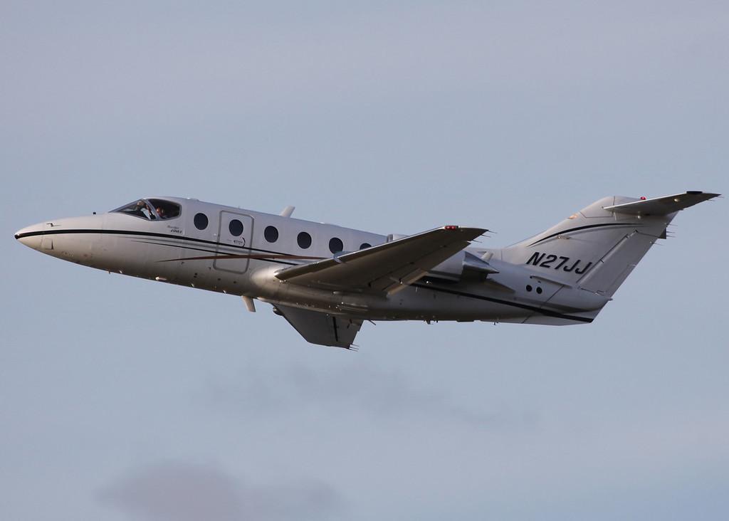 N27JJ Beech 400A Beechjet BE40J (Portland, Oregon) Squared Aviation LLC