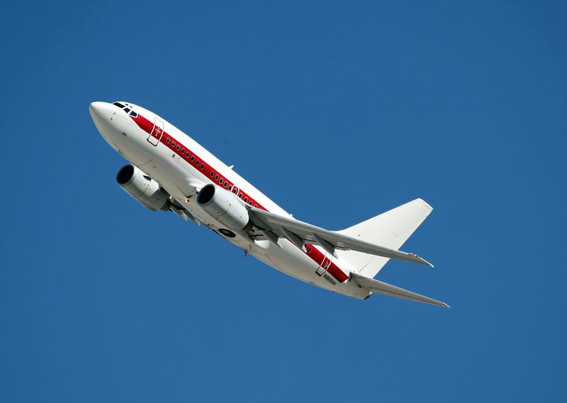N869HH B737-66N (LAS) DEPARTMENT OF THE AIRFORCE (USAF) (2)