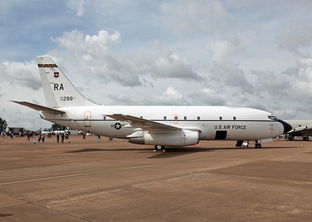 AF72-288 B737-100 (RAF Fairford) United States Airforce (RIAT 2010)