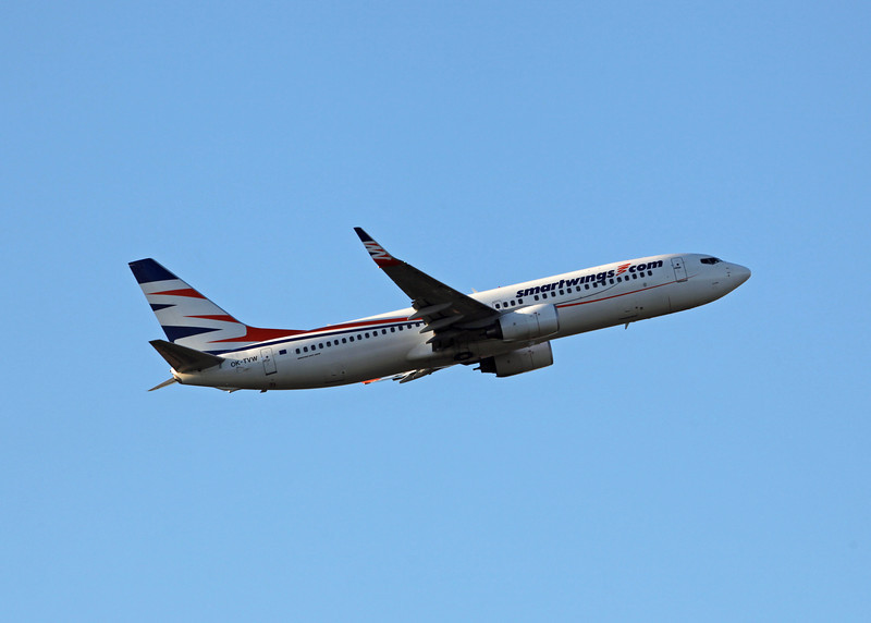OK-TVW Boeing B737-86Q Smartwings