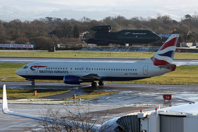G-DOCB  B737-436(MAN) British Airways