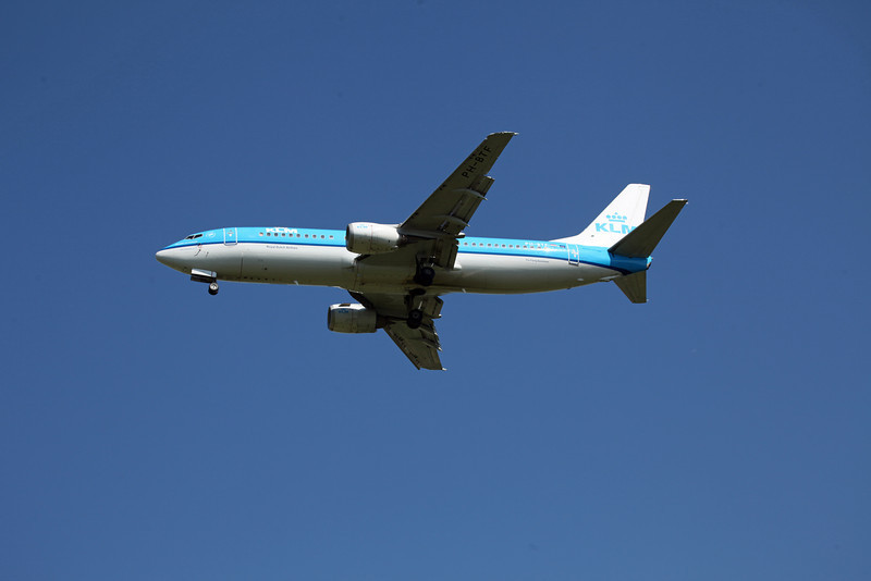 PH-BTF B737-400 (MAN) KLM