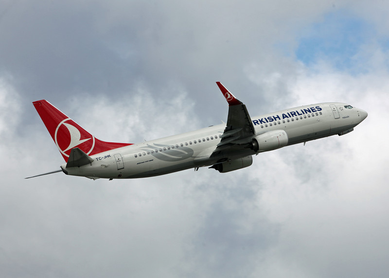 TC-JHK Boeing B737-800 (MAN) Turkish Airlines
