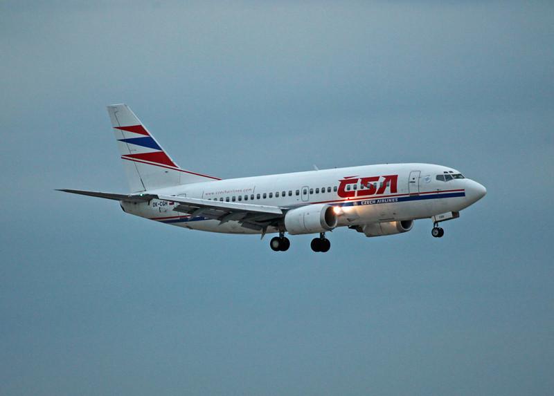 OK-CGH B737-500 (MAN) CZECH Airlines [CSA] (2)