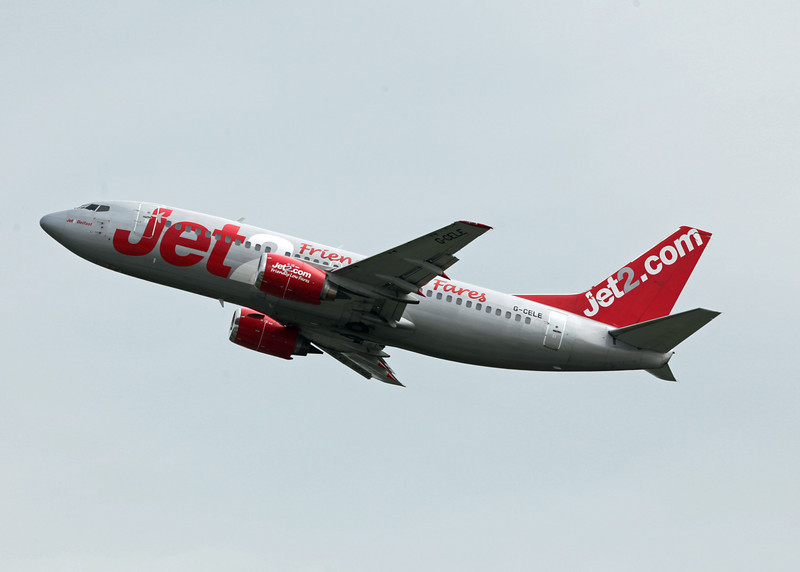 G-CELE Boeing B737-300 (MAN) Jet2