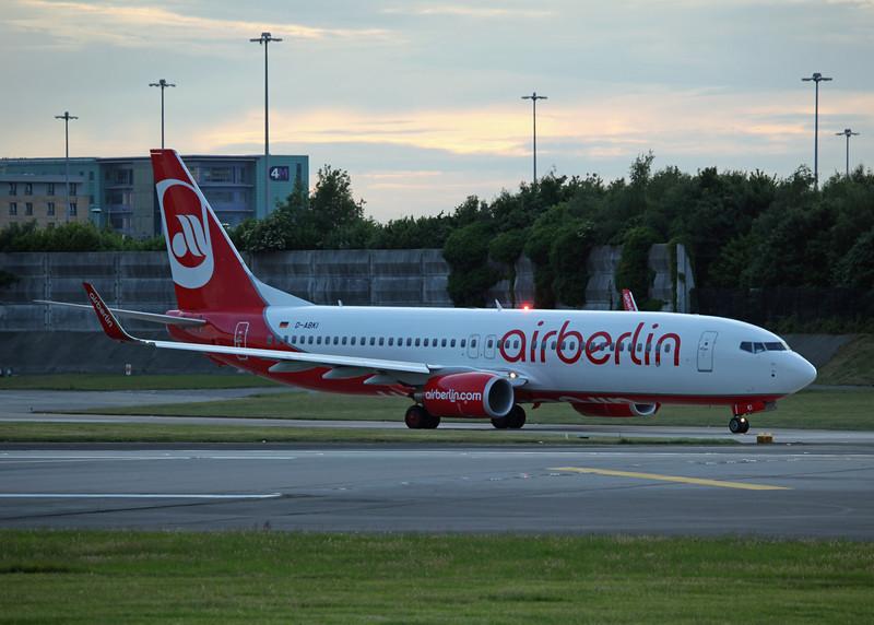 D-ABKI Boeing B737-800 (MAN) Air Berlin 1