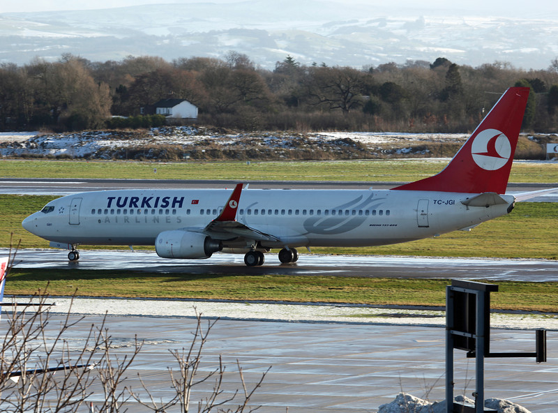 TC-JGI B737-8F2 (MAN) Turkish