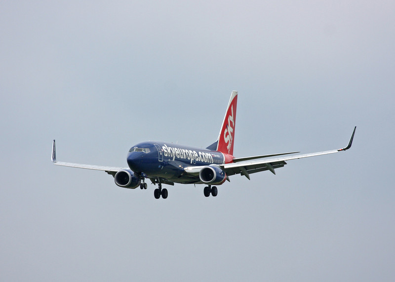 OM-NGF Boeing B737-76N (MAN) SkyEurope Airlines 1