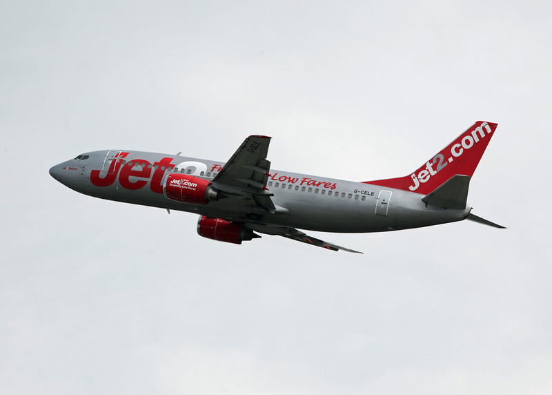 G-CELE Boeing B737-300 (MAN) Jet2 [2]