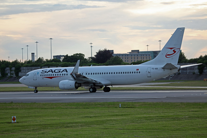 TC-SGI B737-800 (MAN) SAGA 2