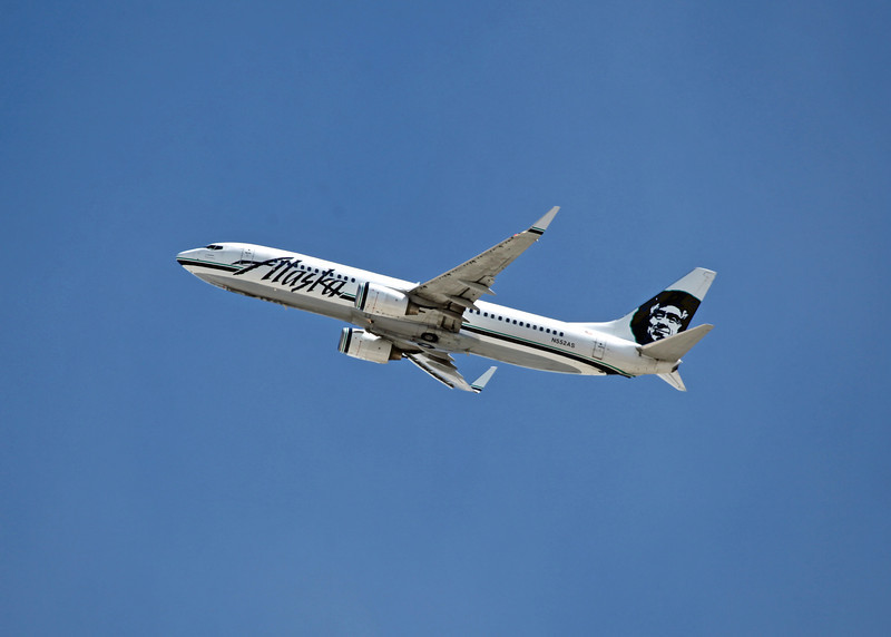 N552AS Boeing B737 (Las Vegas) Alaskan Airlines
