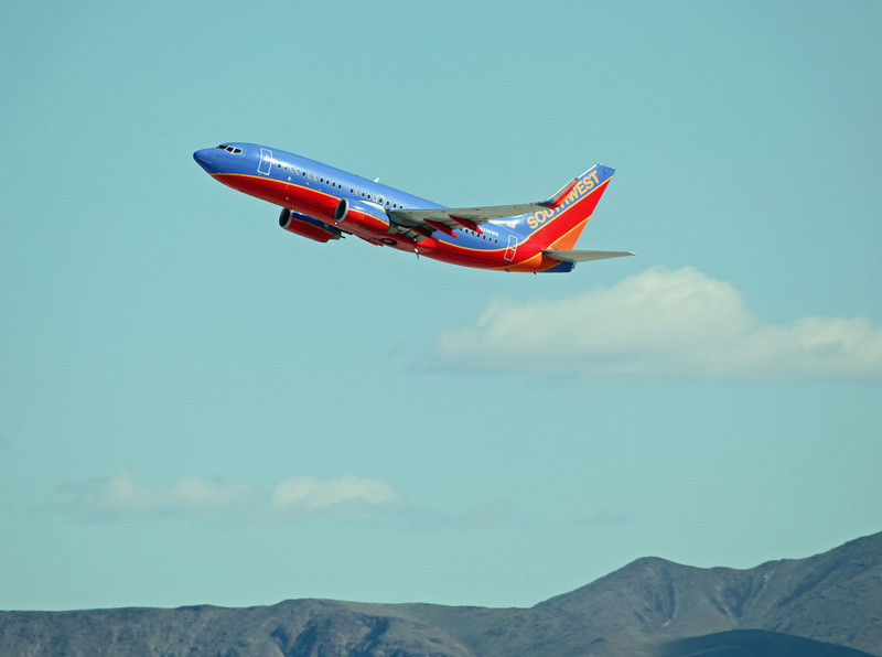 N226WN B737-7H4 (LAS) Southwest Airlines
