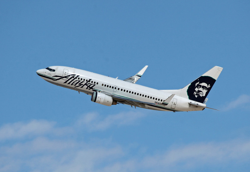 N648AS B737-790 (LAS) Alaska Airlines